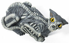 HORROR ZOMBIE LAWN CAT PLASTIC GARDEN ACCESSORY LICENSED #70781
