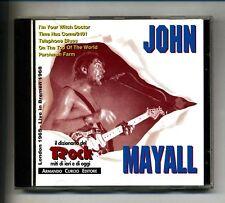 JOHN MAYALL # LONDON 1965 # Curcio # CD Rock