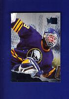 Dominik Hasek HOF 1995-96 Fleer Metal Hockey #15 (MINT) Buffalo Sabres