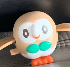 McDonald's 2017 Pokemon Sun Pokemon Moon # 6 Rowlet (the owl) toy MIP