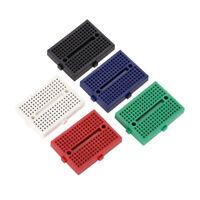 5pcs Color Breadboard SYB-170 Tie-points Solderless Prototype PCB Circuit Board