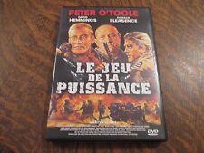 dvd le jeu de la puissance un film de martyn burke