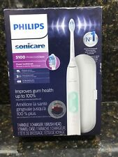 New In Box Philips Sonicare 5100 ProtectiveClean Gum Health Toothbrush HX6857/11
