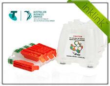 Rihac Empty CISS for food dye printing suit Canon Printers: IX6860 PGI650 CLI651