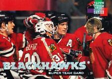 1994-95 Stadium Club Super Teams Members Only #5 Jeremy Roenick, Ed Belfour