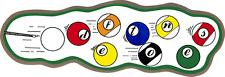 8871 Deftones Pool Ball Logo Post Punk Alt Music Band 90s LARGE Sticker / Decal