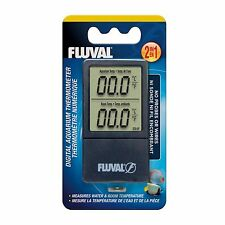 Fluval Wireless 2-in-1 Digital Aquarium Thermometer 111193