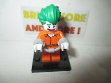 Lego - Minifigure Batman Movie Series 1 - Arkham Asylum Joker - coltlbm-8 71017