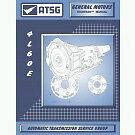 Commodore VR VS VT VX VY VZ VE 4L60E 4 Speed Auto Trans ATSG Workshop Manual