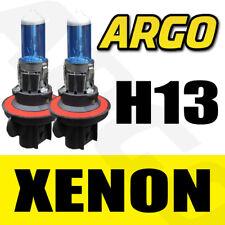 2x H13 (9008) 60 / 55W Blanc Ampoule Phare Xénon 12V