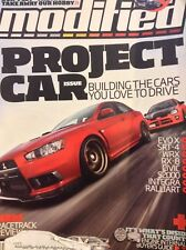 Modified Magazine Project Car Special Evo X & SRT-4 November 2010  041018nonrh