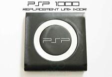 PSP 1000 1XXX Replacement Black UMD Door - UK Dispatch