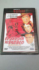 """DVD """"EL JARDIN DEL DIABLO"""" PRECINTADA HENRY HATHAWAY GARY COOPER SUSAN HAYWARD"""
