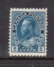 Canada #111 VF/NH **With Certificate**