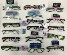 WHOLESALE LOT- 50 FOSTER GRANT Magnivision READING GLASSES assorted 1.25 - 3.25
