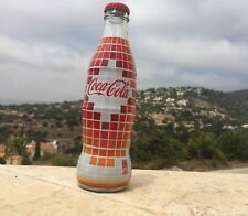 CYPRUS PAFOS EUROPEAN CAPITAL OF CULTURE 2017 COKE BOTTLE COCA-COLA Collectable