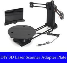 DIY Laser Scanner Object Plate Adaptateur Plaque Pr Ciclop 3D Imprimante Printer