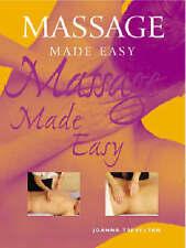 Massage Made Easy, Trevelyan, Joanna, Very Good Book