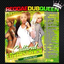 DJ Asher - Cultural Lovers Rock 2 Mixtape. Reggae Mix CD. April 2018