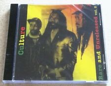 CULTURE Rare And Unreleased Vol 2 SOUTH AFRICA Cat#REVCD645