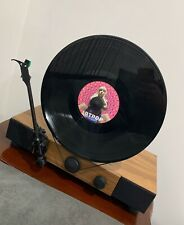 GRAMOVOX FLOATING RECORD VERTICAL TURNTABLE BRAND NEW SEALED RARE -FREE SHIP