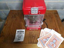 Pop Pup Popcorn Retro Style Popcorn Maker With Bags
