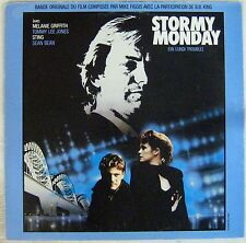 Stormy Monday 33 tours Melanie Griffith Tommy Lee Jones Sting Mike Figgis 1988
