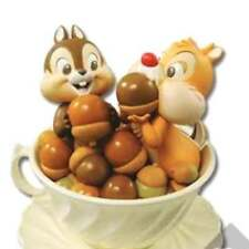 Disney Chip And Dale Happiness Tea Party Cup Figure Banpresto 10 cm Japan F/S