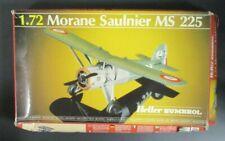 Heller 1/72nd Scale Morane Saulnier MS 225 Kit No. 80216 in Open Box!