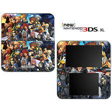 Kingdom Hearts Final Mix II for New Nintendo 3DS XL Skin Decal Cover