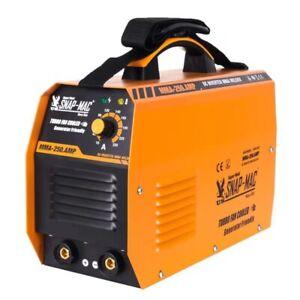 Us Snap Mac ARC MMA 250 Amp inverter Welder