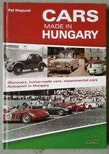 CARS Made in HUNGARY, il Cammello Editrice, Pal NEGYESI