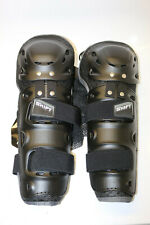 Shift Brand Enforcer Knee/Shin Guard 08082-001-OS ATV, MTX, Offroad Racing Armor