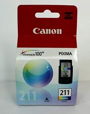 Canon Pixma Cromalife 100+ 211Color Ink Cartridge NIP