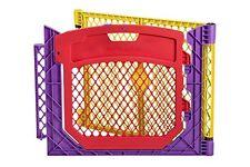 NEW North States Industries Superyard Play Yard Colorplay Door Extension