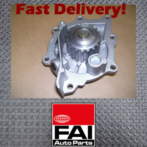 FAI Water pump fits Peugeot DW12TED 407