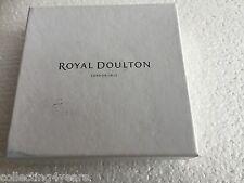 Crystal Ornament ROYAL DOULTON Xmas BELL  2010  BOX Christmas Decoration Boxed