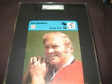 1977-78 SPORTSCASTER USA 05-20A BOBBY HULL SGC GRADED NM/MT 88 8 VERY HIGH GRADE