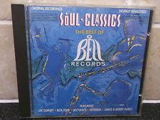 Soul Classics The Best Of Bell Records - Reparata & Delrons Lee Dorsey Box Tops