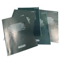 Lot x5 Informations et Précautions d'emploi - Nintendo Wii - PAL