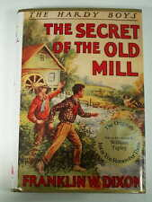 HARDY BOYS Series THE SECRET OF THE OLD MILL Franklin W. Dixon Facsimile Edition