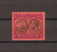 DOMINICA 1923/33 SG 91 MNH Cat £225