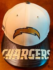 *New: Nfl La Chargers Fitted 7 3/8 New Era Cap