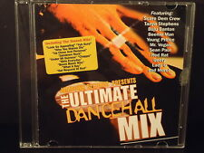 THE ULTIMATE DANCEHALL MIX  CD 21 Tracks REGGAE 1999 BEENIE MAN MR. VEGAS BANTON