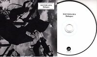 MOTORAMA Dialogues 2016 French 10-track promo CD
