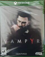 Vampyr Xbox One New!