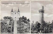 Jägerndorf Krnov AK uralt Burgberg Lichtensteinwarte Tschechien Ceska 1908137