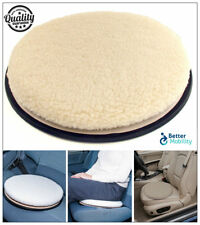 Rotating Swivel Car Chair Seat Cushion Easy Access Mobility Aid Home Office