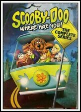 Scooby-Doo, Where Are You: The Complete Series (DVD, 7-Disc Set LOOK AT FEEDBACK