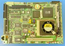 Aaeon PCM-5894B v1.2 with Pentium 233MHz MMX, Low Profile Fansink, 32MB RAM